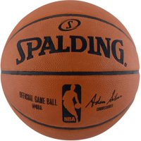 Spalding NBA Game Basketball
