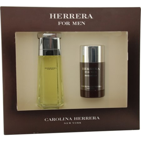 Herrera Set-Edt Spray 3.4 Oz & Deodorant Stick 2.1 Oz By Carolina Herr