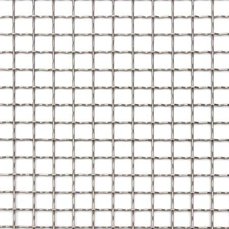 Moaere Stainless Steel Woven Wire Mesh Rodent Mesh Insect Mesh Pest Contol Mesh Window Screen Door Mesh ()