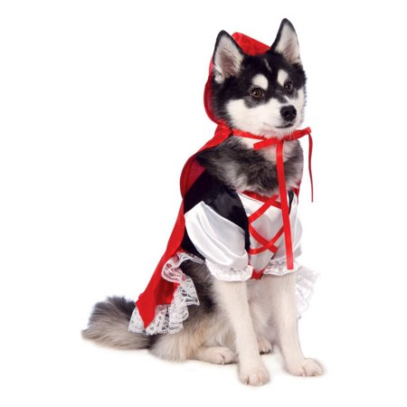 Halloween Red Riding Hood Pet Costume](Stinky Pete Halloween Costume)