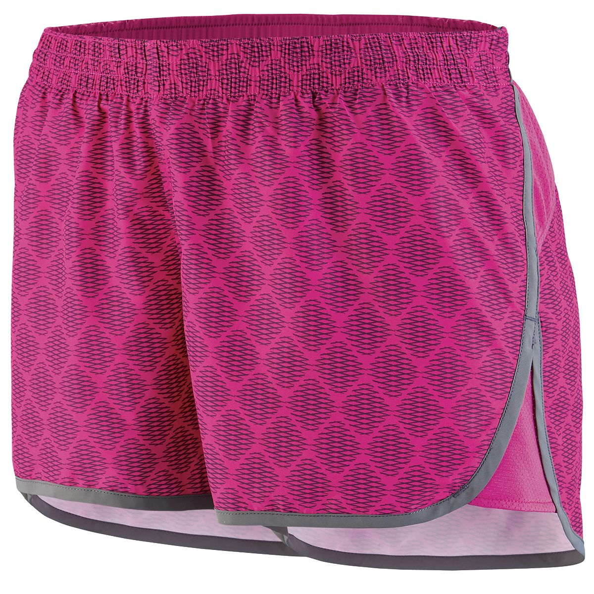 Augusta Ladies Fysique Short Pppx/Gt Xs - image 1 of 1