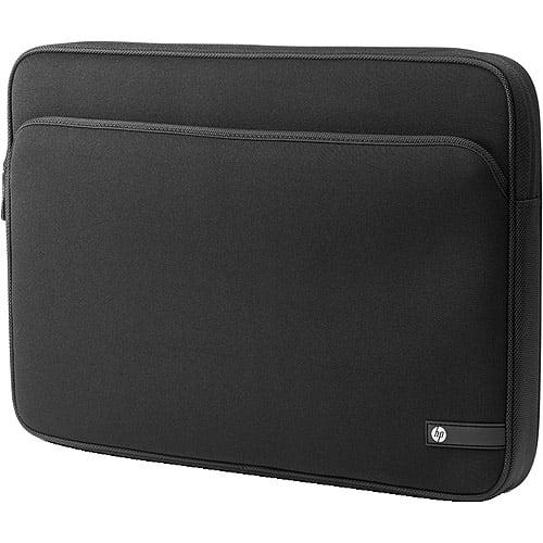 HP Black Notebook Sleeve