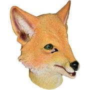 Adult Full Fox Mask Animal Halloween Costumes
