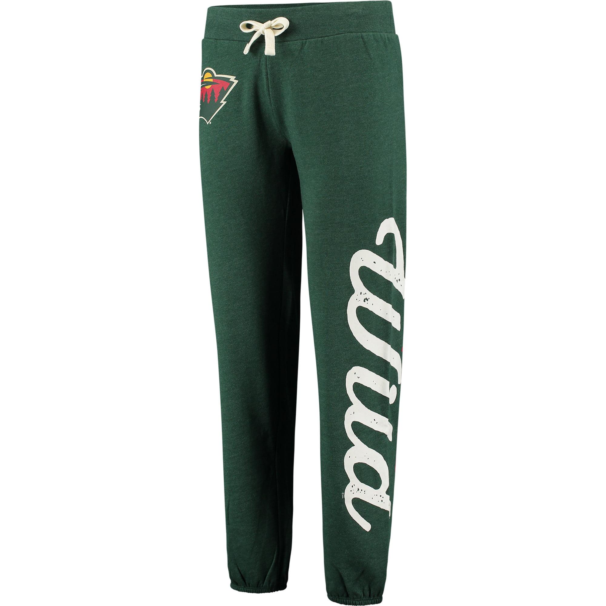 Minnesota Wild G-III 4Her by Carl Banks Women's Scrimmage Pants - Green