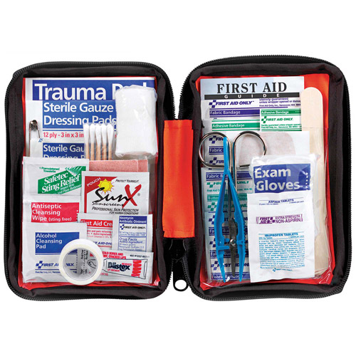 Ready America All-Purpose First Aid Outdoor Kit, 107 pc by Generic
