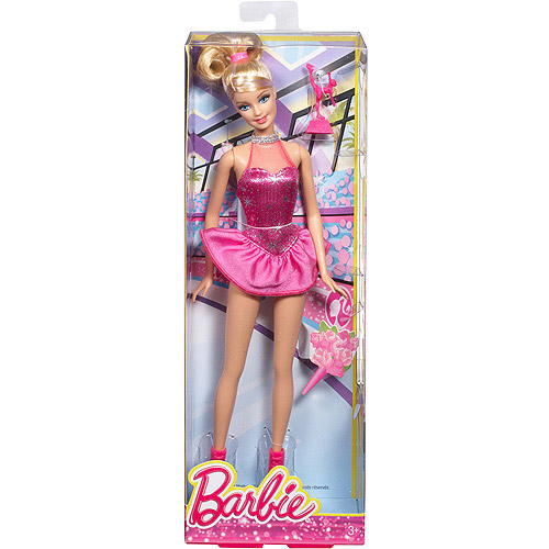 Barbie I Can Be Ice Skater Doll