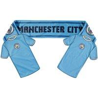 Manchester City Team Shirt Scarf - Blue