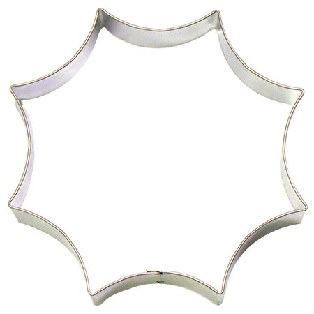 Spider Web Cookie (Spider Web Cookie Cutter 4.5 in B1662 - Foose Cookie Cutters - US Tin Plated)