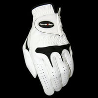 Powerbilt TPS Cabretta Golf Glove - MRH Medium-Large