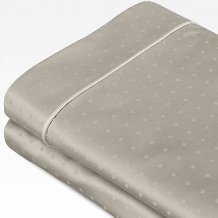 Sleep Like A King  100% Cotton 700 Thread Count Swiss Dot Jacquard Sheet Set Designed by Larry and Shawn King ()
