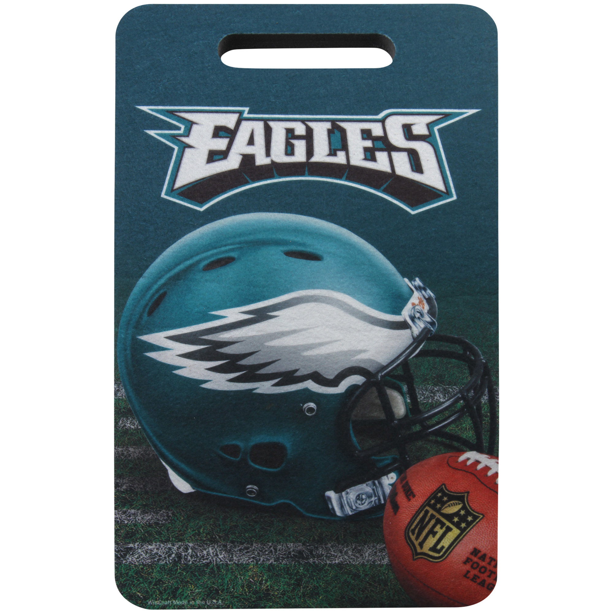 "Philadelphia Eagles WinCraft 10"" x 17"" Stadium Seat Cushion - No Size"