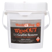 Best Graffiti Removers - Dumond Chemicals, Inc. 8402 Watch Dog Wipe Out Review