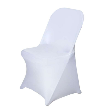 - Quasimoon White Form Fitting Stretch Fabric Full Chair Cover by PaperLanternStore