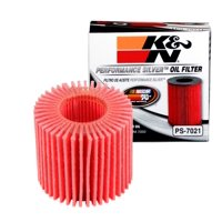 K&N Premium Oil Filter: Designed to Protect your Engine: Fits Select 2008-2020 TOYOTA/LEXUS/SCION/PONTIAC (C-HR, Corolla, Prius, Matrix, CT200h, iM, xD, Vibe), PS-7021