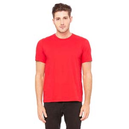 3091 Cn 3091 Unsx Hvywght Crew Tee Red Xl - image 1 de 1