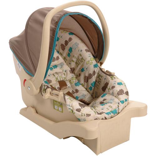 Cosco - Comfy Carry Infant Car Seat, Jungle Parade