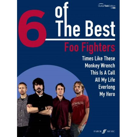 Book Foo Fighters - Foo Fighters (Six of the Best) (Paperback)