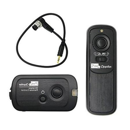 Pixel RW-221/ DC0 Wireless Shutter Remote Control Release for Nikon D800 Series, D810 Series, D700, D500, D200, D1 Series, D2 Series, D4, N90S, F90X, Fujifilm S5 PRO, S3 PRO