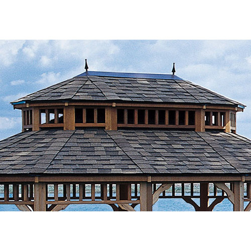Handy Home Monterey Oval Second Tier Roof for 10' W x 14' D Gazebo