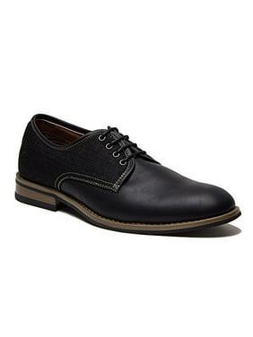 Product Image Ferro Aldo Men s 19530L Designer Woven Damier Checkered Dress  Oxfords Shoes 61c62ca4725
