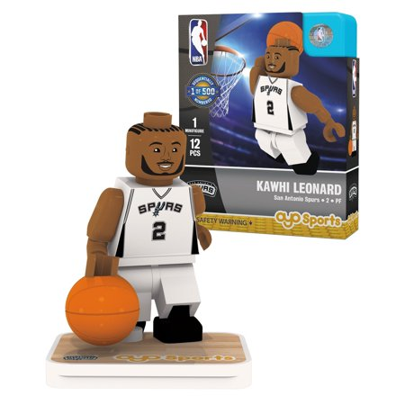 Sports NBA Minifigure San Antonio Spurs Kawhi Leonaard By OYO Ship from - Monster Mini Golf San Antonio