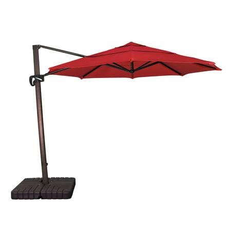 California Umbrella Rotating Umbrella