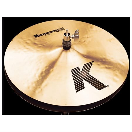 Zildjian K Mastersound Hi-Hats  14 Inches