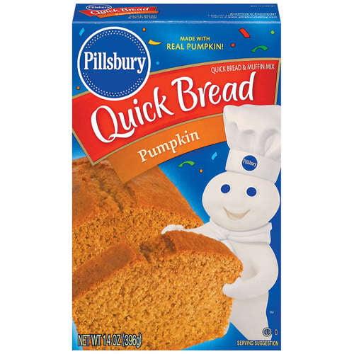 Pillsbury: Pumpkin Quick Bread & Muffin Mix, 14 Oz