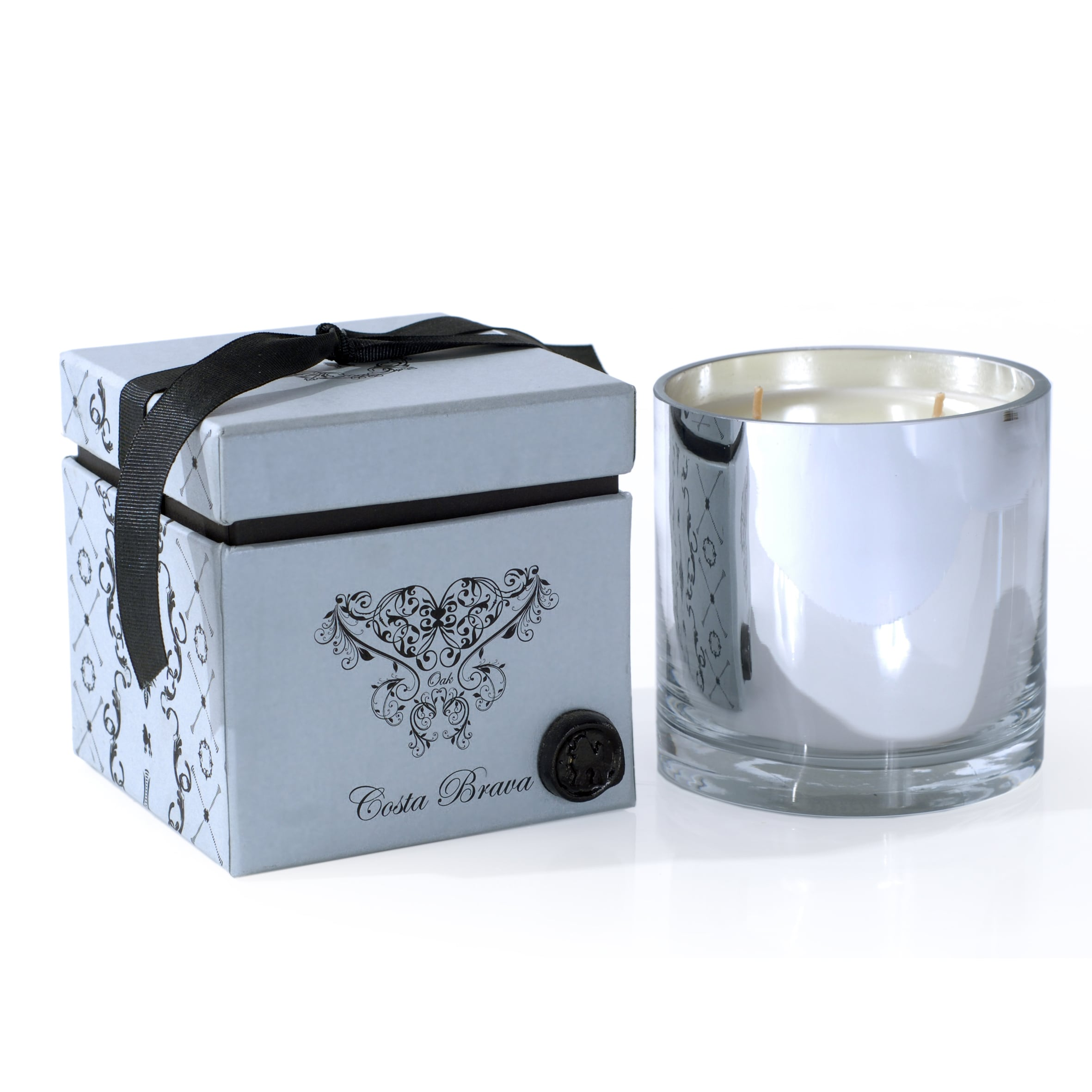 Costa Brava Oak Candle