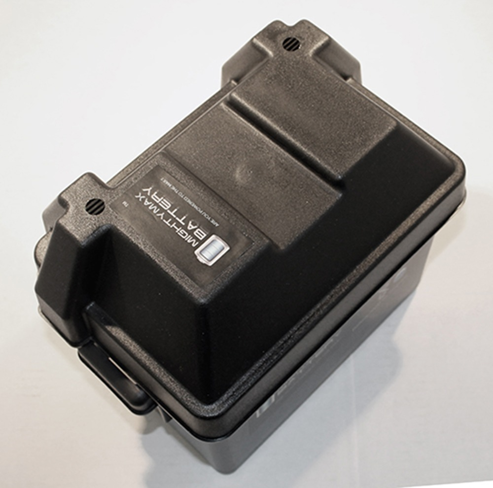 Mighty Max Group U1 Battery Box for John Deere Lawn  Garden Tractor