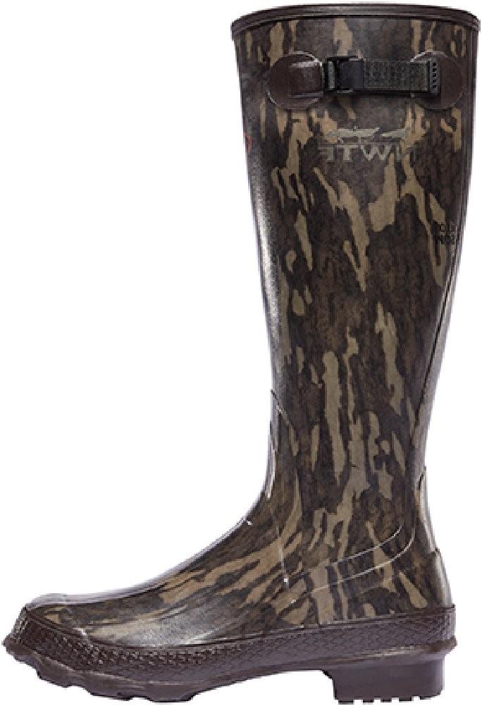 """Men's LaCrosse Grange 18"""" NWTF Original Rubber Boot by LaCrosse Footwear"""