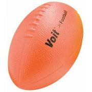 """Tuff Coated Foam 8-1/2"""" Mini Football, Orange"""