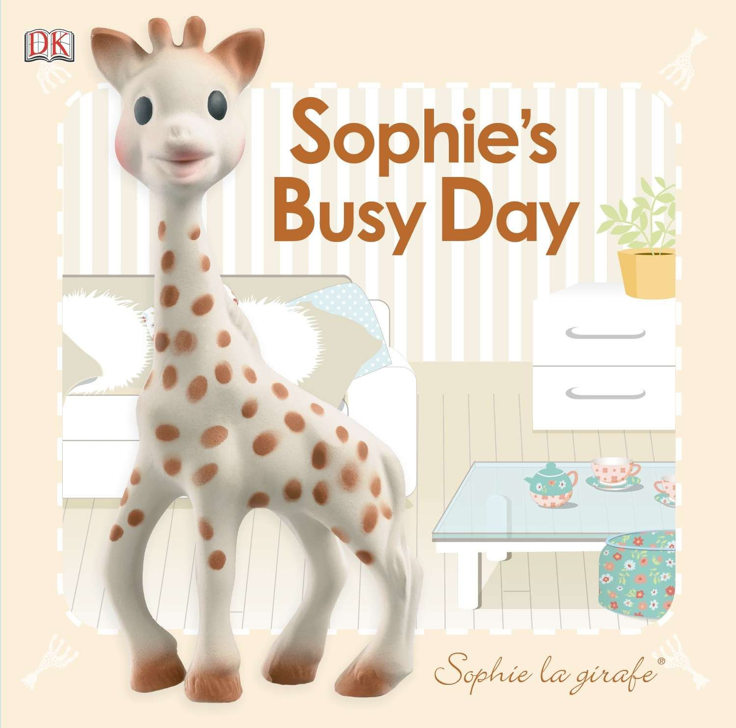 Sophies Busy Day (Board Book)