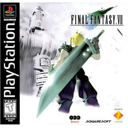 Final Fantasy VII (Digital Code)
