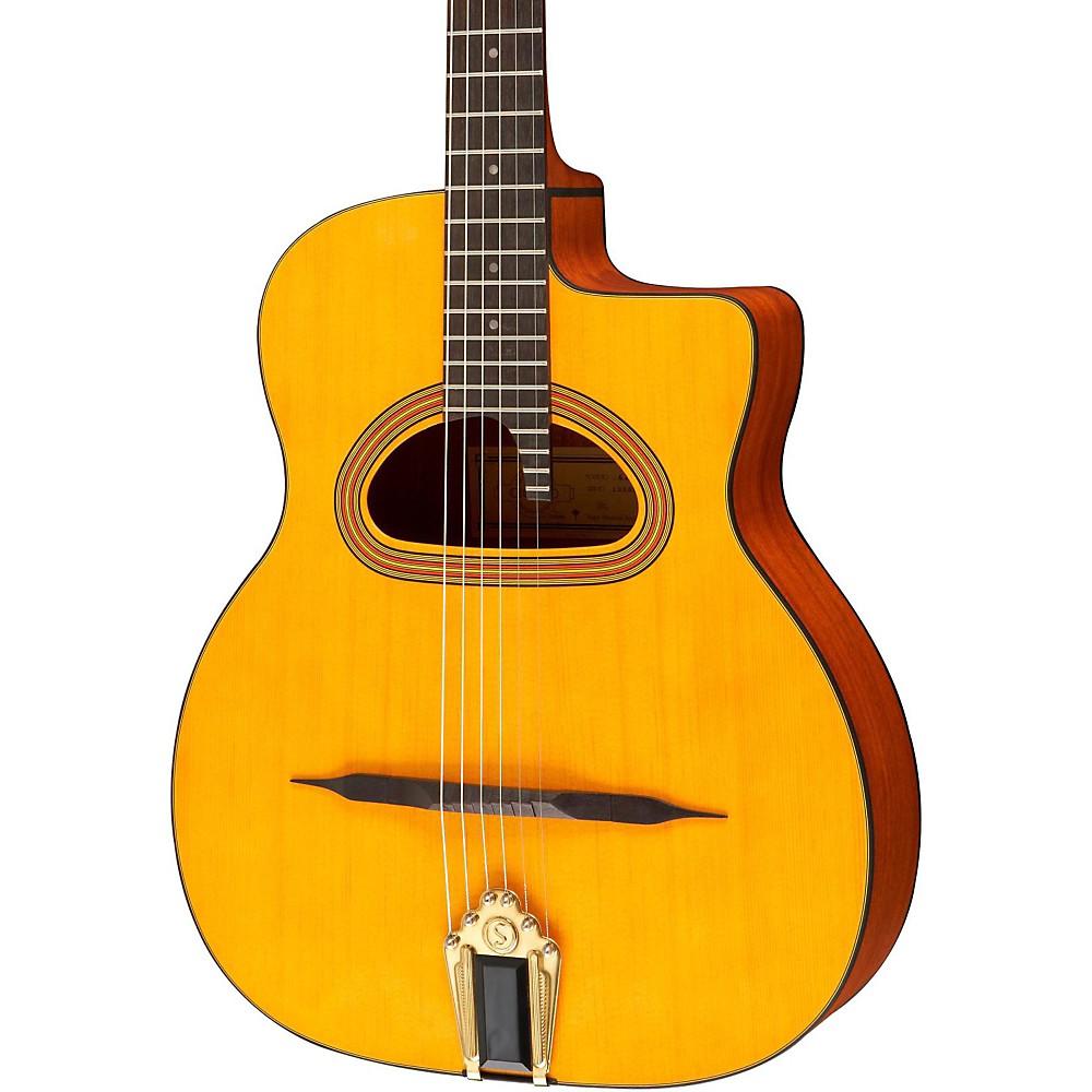 Gitane Cigano Series GJ-15 Gypsy Jazz Guitar Natural by Gitane