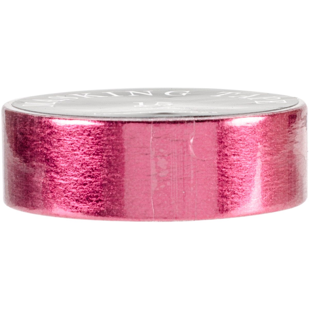 Love My Tapes Foil Washi Tape 15mmx10m-Red