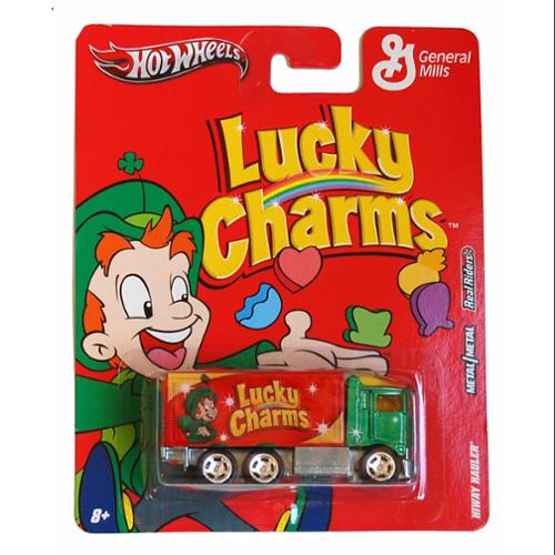 Hot Wheels Nostalgia Cars Lucky Charms Highway Hauler