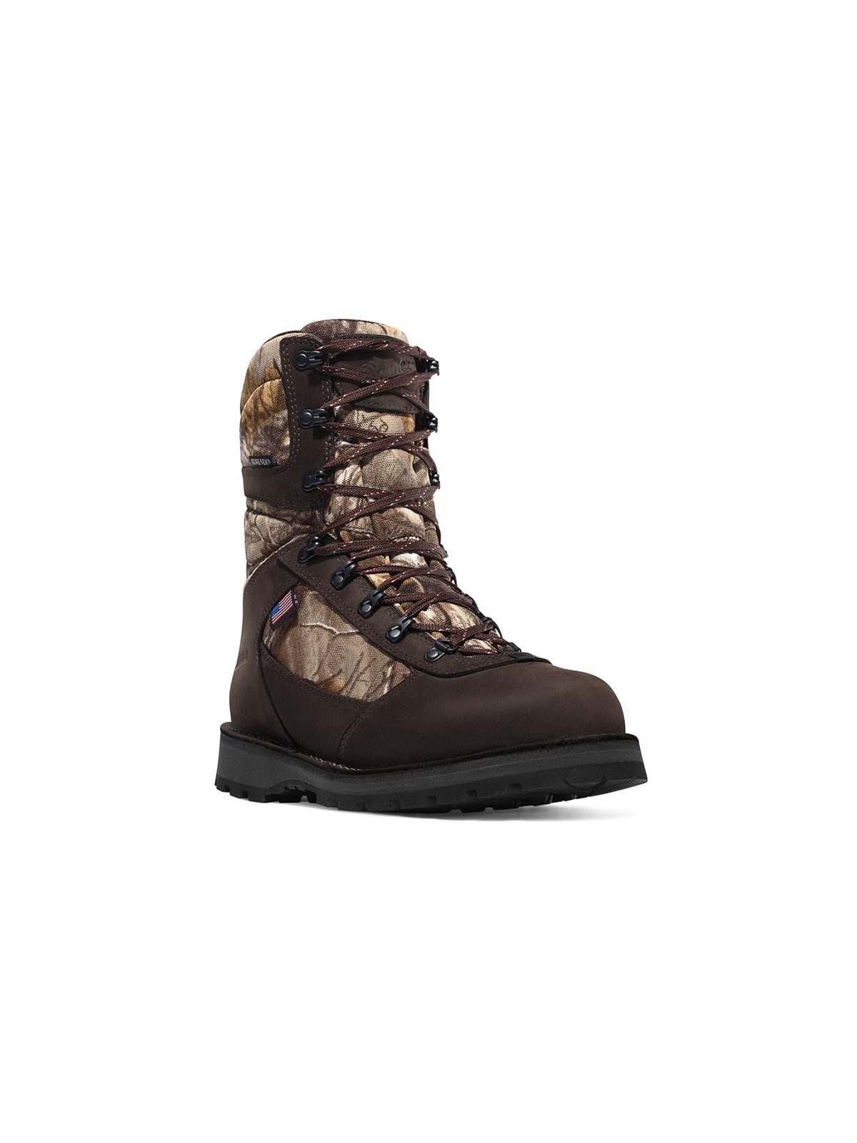 Danner Mens Made In the USA East Ridge RTX Insulated Hunting Boots 62117 by Danner