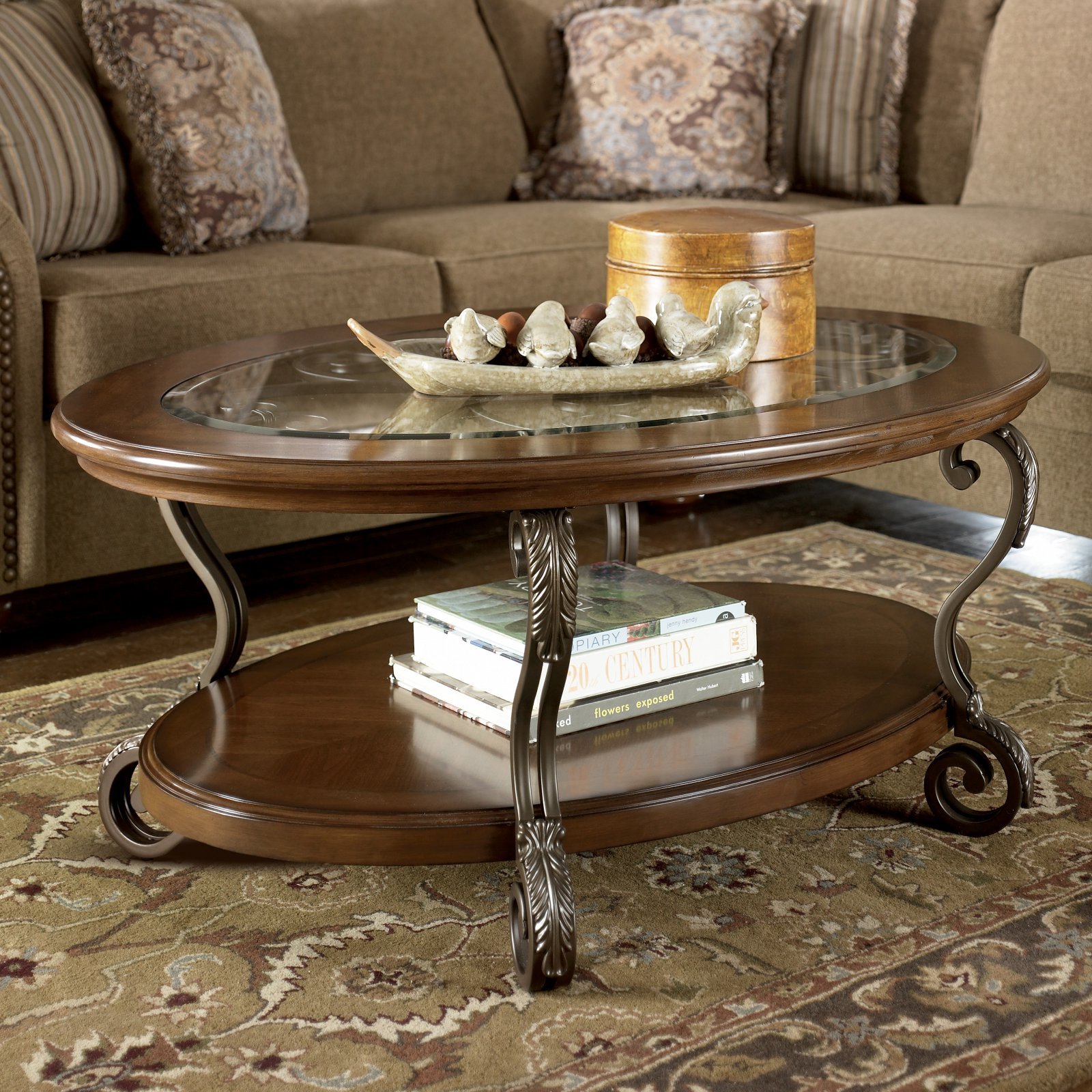 signature design by ashley nestor cocktail table