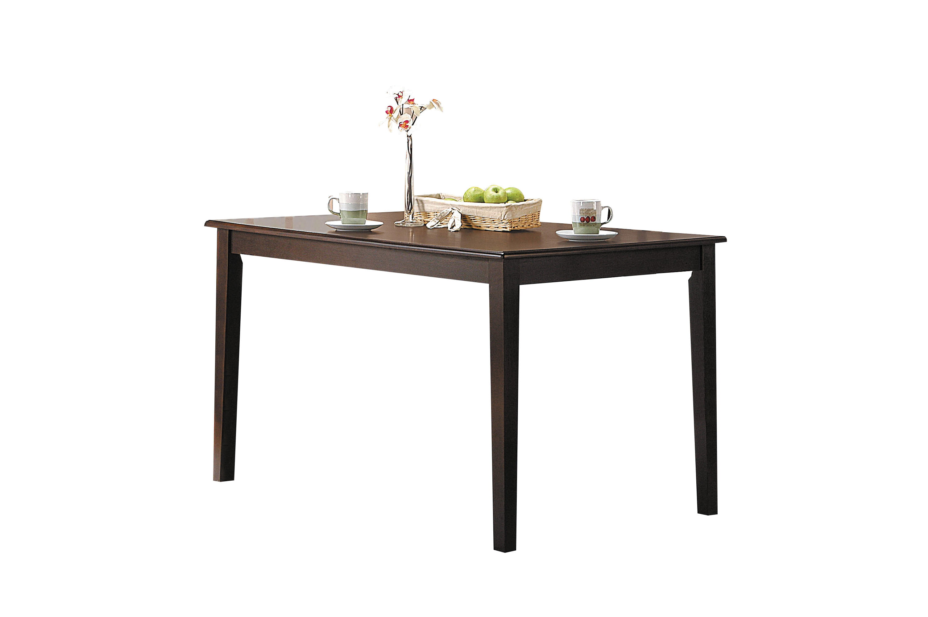 ACME Cardiff Dining Table, Espresso