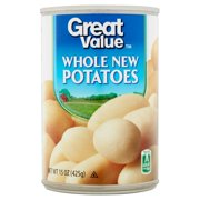 Great Value Whole New Potatoes, 15 oz