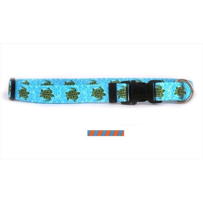 Yellow Dog Design Team Spirit Standard Collar - Medium