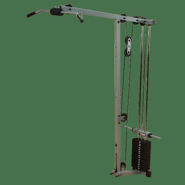 PLA144X Lat Attachment for PSM144X Powerline Smith Machine