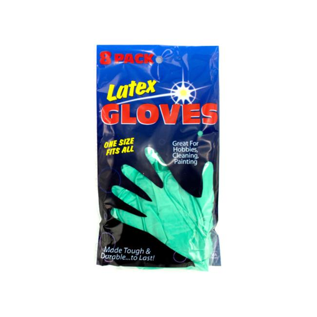 Bulk Buys HB032-36 Latex Gloves
