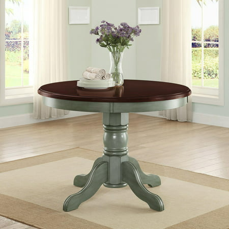 Better Homes and Gardens Cambridge Place Dining Table, Multiple Finishes Height Maple Finish Dining Table