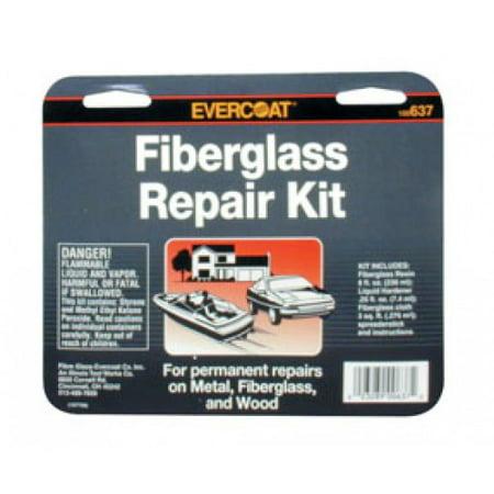 Fibre Glass-Evercoat 637 FIBERGLASS REPAIR - Glass Fibre Kit
