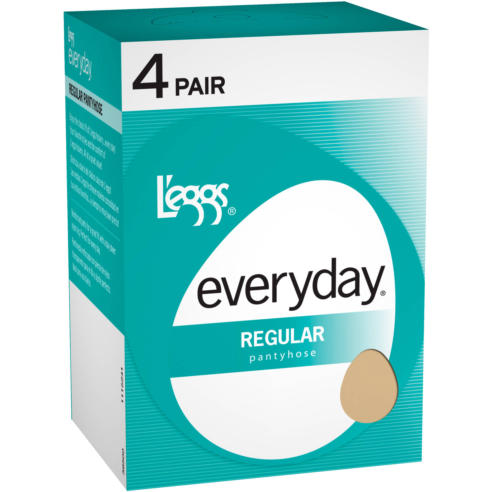 Everyday by L'eggs Hosiery