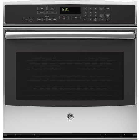 GE Profile PT9050SFSS - Oven - built-in - niche - width: 28.6 in - depth: 23.5 in - height: 27.3 in - with self-cleaning - stainless steel