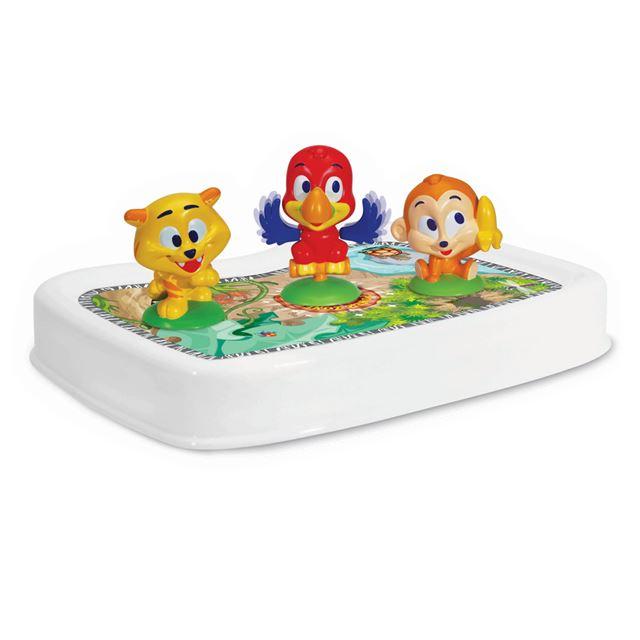 Baby's Journey Magic Play Tray - Safari