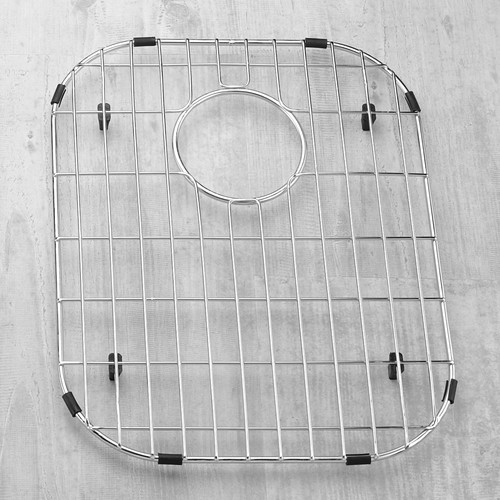 Yosemite Home Decor 12.5'' x 14'' Sink Grid with Rubber Feet